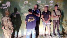 В Харькове поймали