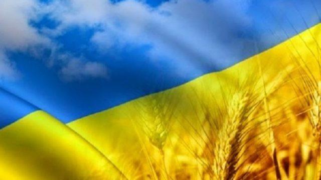 Флаги Украины развернули в разных уголках мира (видео)