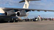 На сегодняшний день планируется посадка трех бортов из Афганистана, - МИД