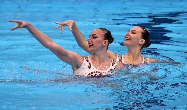 Савчук и Федина получили бронзу на Олимпиаде