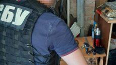 СБУ затримала лідера злочинного угруповання
