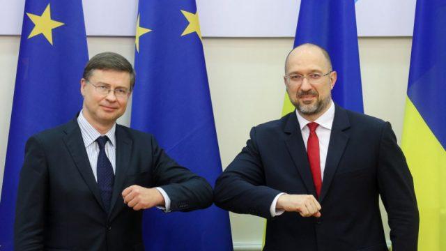 Украина выполнила условия для следующего транша от ЕС, - Шмыгаль