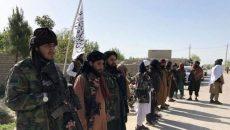 Талибан заявляет о полном контроле над Афганистаном