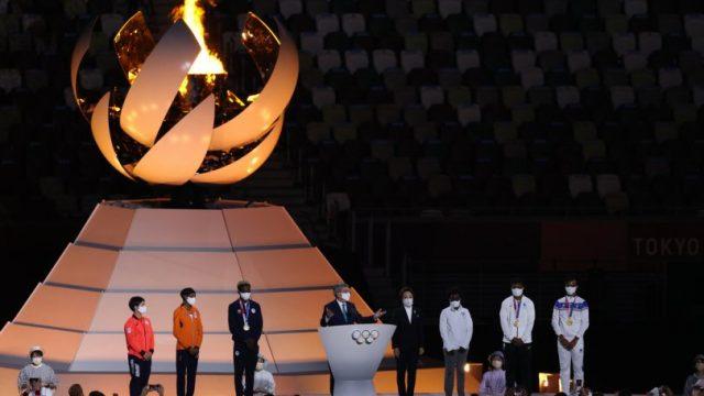 Олимпийские игры в Токио завершились