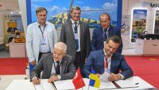 Украина создает базу ремонта вертолетов в Турции