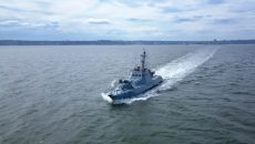 ВМС провели учения на Азове