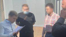Замглавы Укрпрофздравницы поймали на взятке