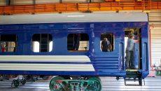 КВСЗ передал на сборку первые пять кузовов пассажирских вагонов