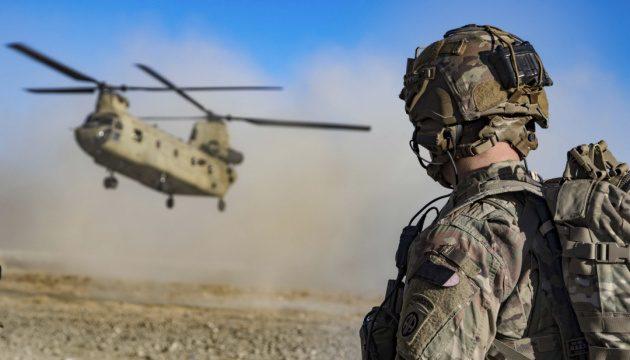 В Кабуле погибли 12 военных США
