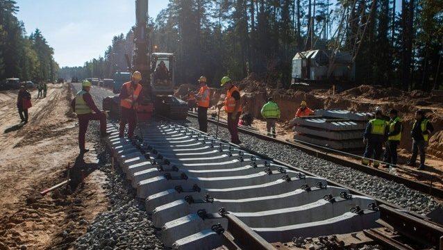 В направлении Мариуполя могут построить новую ж/д магистраль