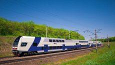 УЗ определилась с цветом ливреи двухэтажных поездов Skoda (фото)