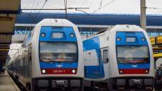 УЗ призвала украинцев выбрать один из вариантов ливреи электропоезда Skoda