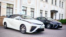В Украине появится первая водородная заправка