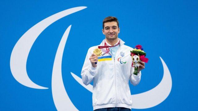 Зеленский дал звание «Героя Украины» паралимпийцу Крипаку