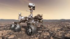 Марсоход Perseverance впервые добыл образцы почвы с Марса (фото)