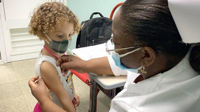 Куба начинает вакцинацию против COVID-19 детей