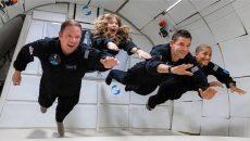 SpaceX запустила первый гражданский космический полет