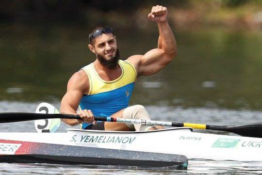 Украинец Емельянов на Паралимпиаде завоевал
