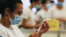 МОЗ требует нарастить темпы вакцинации