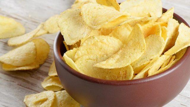 В Швейцарии заканчиваются чипсы
