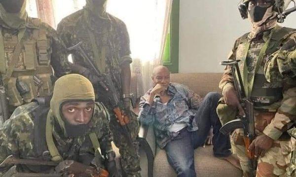 В Гвинее произошел госпереворот