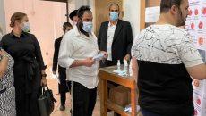 Для хасидов в Умань доставили 200 тыс масок