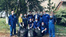 Волонтери «ТЕДІС Україна» приєдналися до національної акції «Зробимо Україну чистою!»