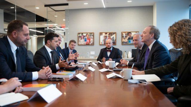 Зеленский обсудил с президентом Microsoft разработку систем электронного голосования
