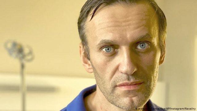 Украина ввела санкции против отравителей Навального