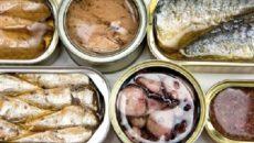 Экспорт украинской рыбы вырос на 12%