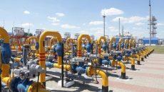 В украинские ПХГ закачали почти 3 млрд кубометров газа