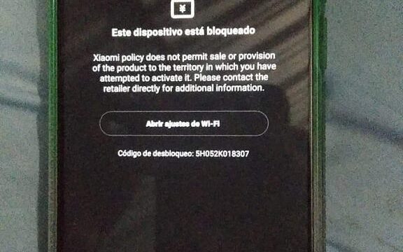 Xiaomi начала блокировать смартфоны в Крыму