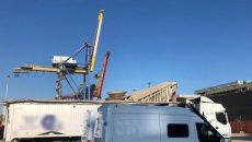 Нацполиция пресекла попытку вывоза зерна на $7 миллионов