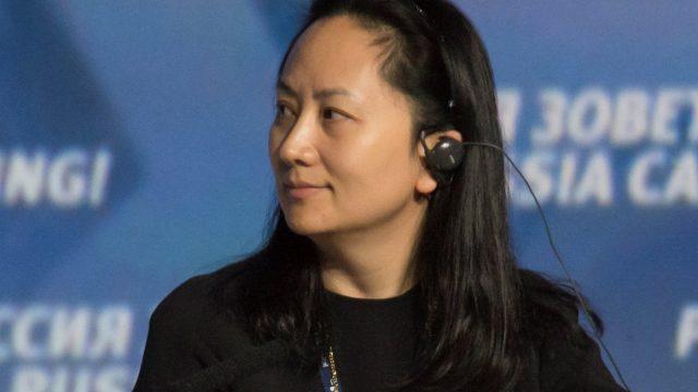 Финдиректор Huawei пошла на сделку с властями США