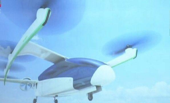 Honda разрабатывает летающий автомобиль