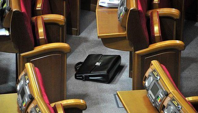За последние полтора года политпартии фактически не отчитывались перед НАПК - КИУ