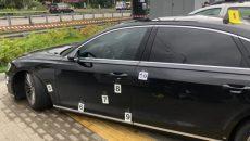 Оружие, из которого стреляли в авто Шефира еще не найдено – МВД