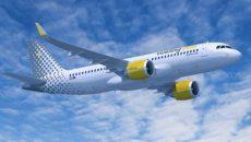 Европейский лоукостер Vueling откроет прямые рейсы из Киева в Париж