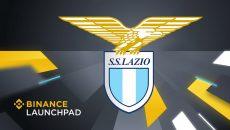 Криптовалютная биржа Binance стала партнером ФК «Лацио»