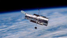 Телескоп Hubble переведён в безопасный режим из-за проблем со связью, - NASA