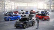 Toyota инвестирует $3,4 млрд в производство батарей для электромобилей
