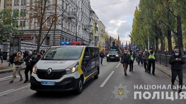 Мероприятия в честь Дня защитников и защитниц прошли без правонарушений, - полиция