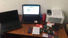 Киберполиция разоблачила разработчика фейкового приложения «Дія» (фото)