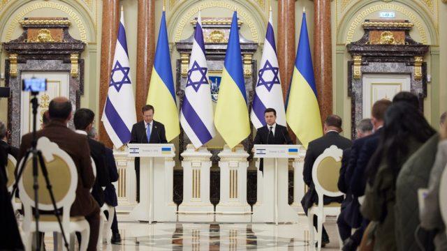 Зеленский обещает защищать израильские инвестиции