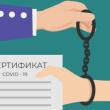 На прошлой неделе открыто более 80 уголовных производств по фактам подделки COVID-документов - Нацполиция