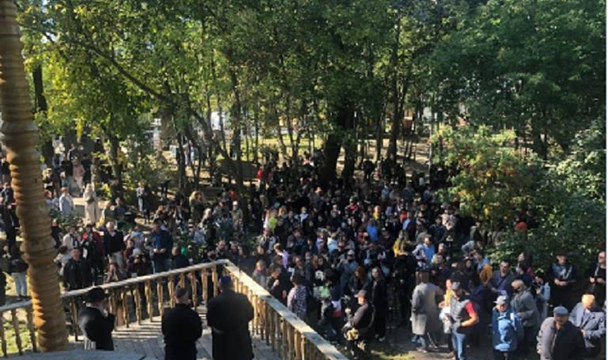 В столице состоялся Марш Памяти жертв Бабьего Яра