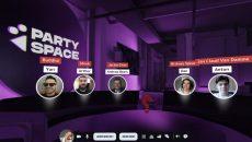 Украинский стартап Party.Space привлек $1 млн