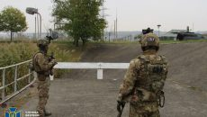 СБУ провела многоэтапные антитеррористические учения