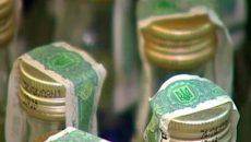 В августе выпуск водки снизился на 10% - Госстат