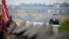 Зеленский встретился с послами стран G7 в Запорожье